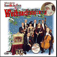 CD Cover Weihnacht